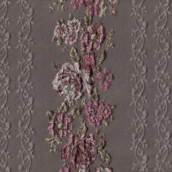 Floransa stripe pearl grey
